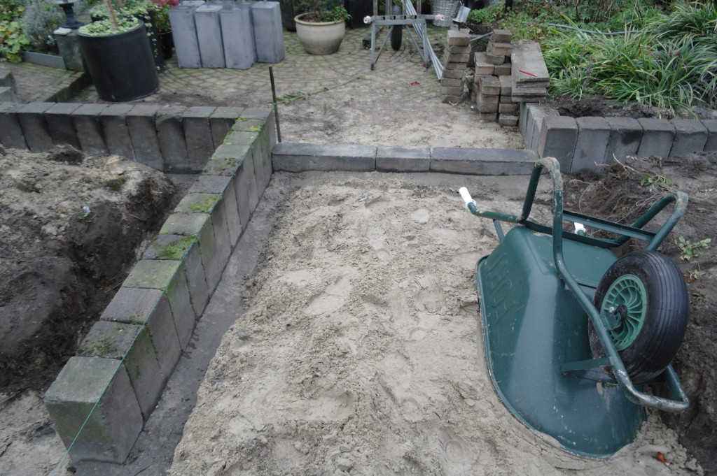 Tuinrenovatie jissink hoveniers - Hoe aangelegde tuin ...