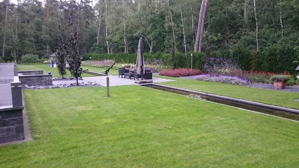 Tuin project regio Apeldoorn